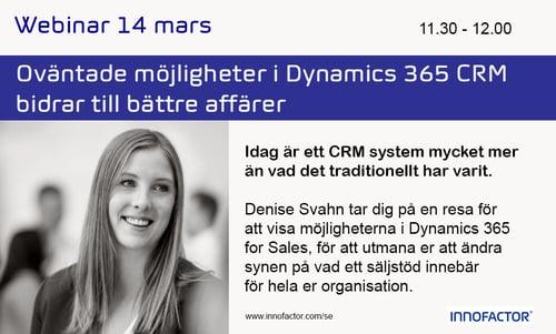 Denise Svahn Webinar 14 mars